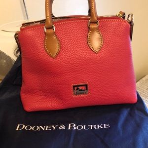 Dooney mini bag crossbody